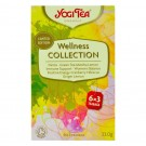 Ceai Wellness Collection, selectie speciala de 6 ceaiuri x 3 pliculete, bio, 33g