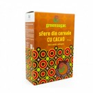 Sfere din cereale in ciocolata 200 g Green Sugar