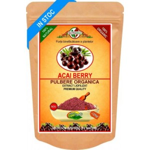 Acai Berry Pulbere