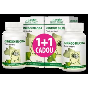 Ginkgo Biloba 1+1 CADOU