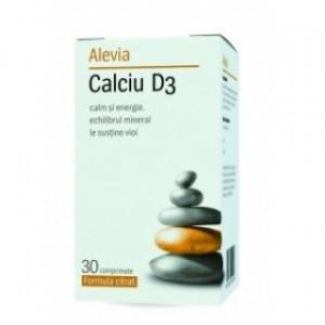 Calciu D3 (formula citrat)