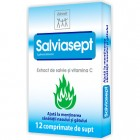 Salviasept -12 comprimate de supt