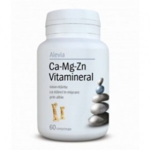 Ca-Mg-Zn Vitamineral-D3