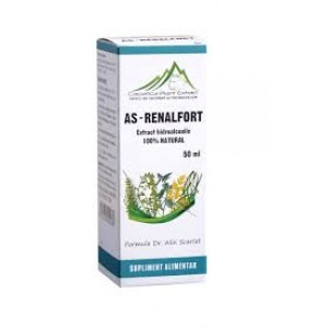 As - Renal Fort extract hidroalcoolic